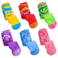 Inside Out Socks 6-Pack