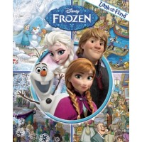 Look and Find Disney Frozen