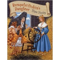 Rumpelstiltskin's Daughter