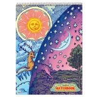 Sun and Moon Sketchbook