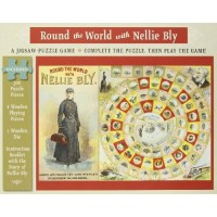Nellie Bly 300-Piece Puzzle / Game