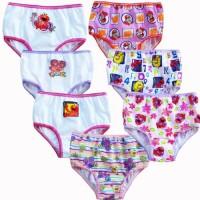 Sesame Street Underwear 7-Pack