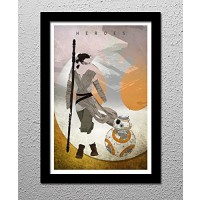 Rey Minimalist Poster