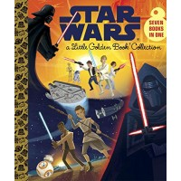 Star Wars Little Golden Book Treasury
