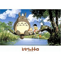 My Neighbor Totoro Branch Puzzle, 500 pieces