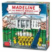 Madeline at the White House Game