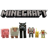 Minecraft Animal Action Figures