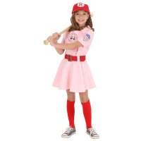 A League of Their Own Youth Costume