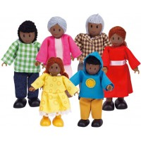 Hape Happy Family - African American Family