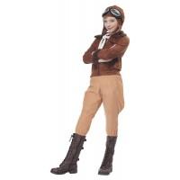 Amelia Earhart Tween Costume