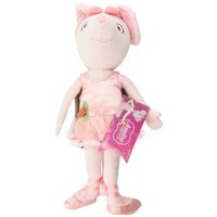 "Angelina Ballerina 18"" Cloth Doll"