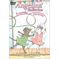 Angelina Ballerina - Friends Forever