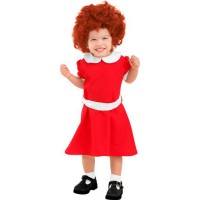Orphan Annie Toddler Costume