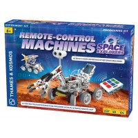 Remote Control Machines: Space Explorers Kit
