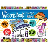 My Awesome Book - Make Your Own Book