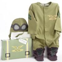 Baby Pilot Layette Set