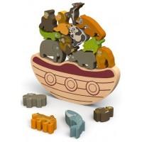 Balance Boat: Endangered Animals