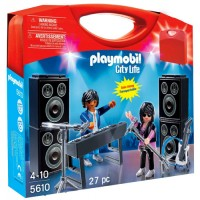 Playmobil Band Playset