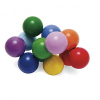 Wooden Beads Rattle