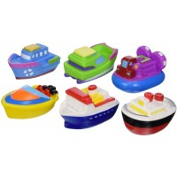 Boat-Shaped Bath Squirties