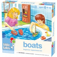 Little Labs - Boats and Buoyancy