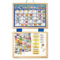 Deluxe Magnetic Calendar