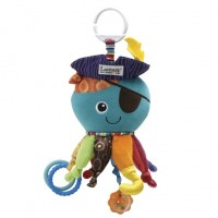 Captain Calamari Take-Along Toy