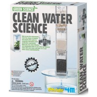 Green Science Clean Water Science Kit