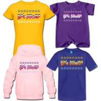 """Girl Power"" T-Shirt"