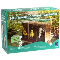 See Through Compost Container