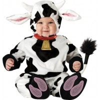 Infant/Toddler Cow Costume