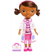 Chief Resident Doc McStuffins Doll