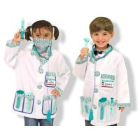 Melissa and Doug Doctor Costume Set