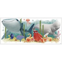 Dory and Friends Wall Graphic