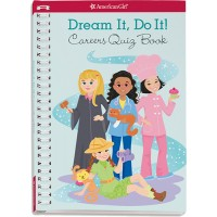 Dream It, Do It!: Careers Quiz Book
