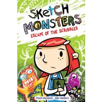 Sketch Monsters: Escape of the Scribbles