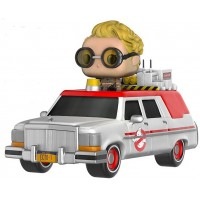 Funko POP Rides: Jillian Holtzmann and Ecto-1