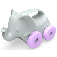 Green Toys Elephant On Wheels