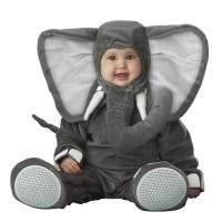 Infant/Toddler Elephant Costume