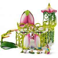 Schleich Magic Elf Castle Play Set