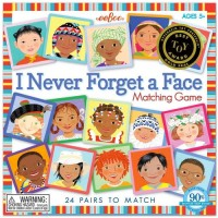 I Never Forget a Face! Memory Game