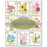Fairies in the Garden Wall Cards