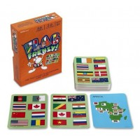 Flag Frenzy! Educational Geography Card Game