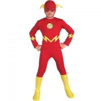 Flash Child Costume