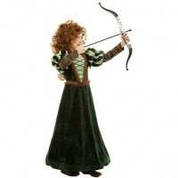 Forest Princess / Merida Costume