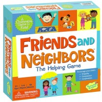 Friends and Neighbors: The Helping Game