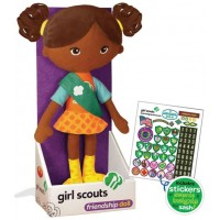 Carly the Girl Scout Doll
