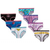 Justice League Panty 7-Pack