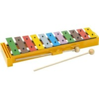 Glockenspiel with Songbook