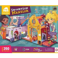 Goldie Blox Invention Mansion